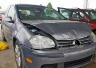 2009 VOLKSWAGEN RABBIT #1337680547