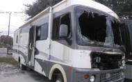 2003 WORKHORSE CUSTOM CHASSIS MOTORHOME CHASSIS W22 #1338071001