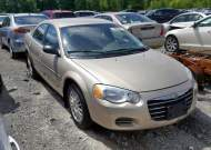 2005 CHRYSLER SEBRING #1341915744