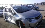 2018 CHRYSLER PACIFICA TOURING L #1342224724