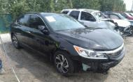 2016 HONDA ACCORD LX #1346482927