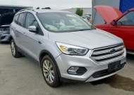2018 FORD ESCAPE TIT #1347311187