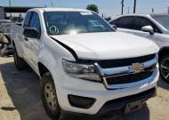 2017 CHEVROLET COLORADO #1348503117