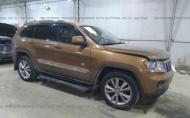 2011 JEEP GRAND CHEROKEE LAREDO #1352336054
