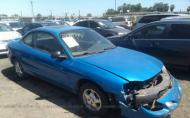 2000 FORD ESCORT ZX2 #1352896071