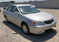 2003 TOYOTA CAMRY LE #1354945577
