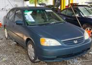 2001 HONDA CIVIC LX #1354946554