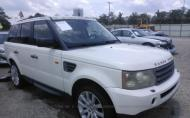 2008 LAND ROVER RANGE ROVER SPORT HSE #1355801841