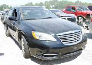 2014 CHRYSLER 200 LX #1361412077