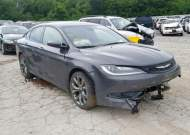 2016 CHRYSLER 200 S #1363776964