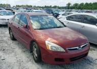 2007 HONDA ACCORD HYB #1363815404