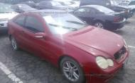 2003 MERCEDES-BENZ C 230K SPORT COUPE #1369234671