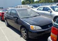 2001 HONDA CIVIC SI #1372206094