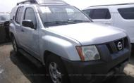 2007 NISSAN XTERRA OFF ROAD/S/SE #1374196447