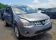 2012 NISSAN ROGUE S #1376201927