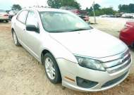 2011 FORD FUSION S #1376818211