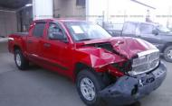2005 DODGE DAKOTA QUAD SLT #1380075984