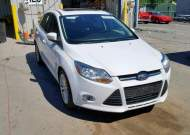 2012 FORD FOCUS SEL #1384203134