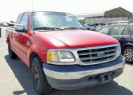 2001 FORD F150 #1387244454