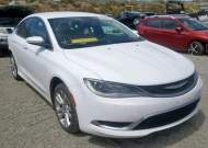 2015 CHRYSLER 200 LIMITE #1390260221