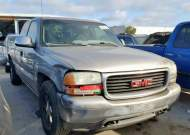 2002 GMC NEW SIERRA #1391379871