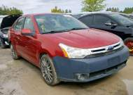 2009 FORD FOCUS SES #1392100241