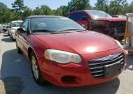 2005 CHRYSLER SEBRING GT #1395862137