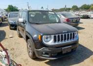 2018 JEEP RENEGADE L #1396406077