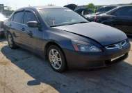 2005 HONDA ACCORD HYB #1407059701