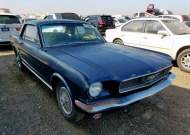 1966 FORD MUSTANG #1407079617