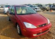 2001 FORD FOCUS ZTS #1412517081