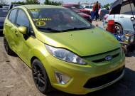 2011 FORD FIESTA SES #1415934671