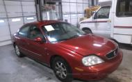 2000 MERCURY SABLE LS #1420584871