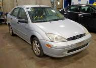 2002 FORD FOCUS ZTS #1424516124