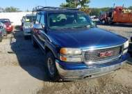 2001 GMC NEW SIERRA #1427537641