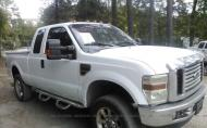 2008 FORD F350 SRW SUPER DUTY #1432256821