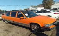 1993 CADILLAC FLEETWOOD CHASSIS #1435317091
