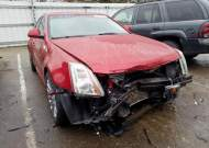 2011 CADILLAC CTS PERFOR #1445003557