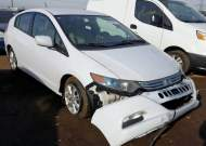 2010 HONDA INSIGHT EX #1451803591