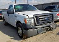2010 FORD F150 #1462784327