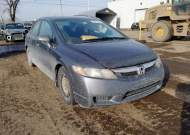 2009 HONDA CIVIC LX-S #1467135054