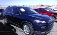 2015 JEEP CHEROKEE LIMITED #1468036281