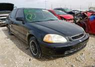 1997 HONDA CIVIC LX #1471516831