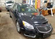2013 BUICK REGAL PREM #1472093031