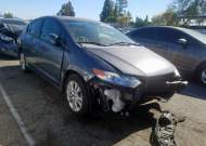 2012 HONDA INSIGHT EX #1472095487