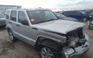 2008 JEEP LIBERTY LIMITED #1472446114