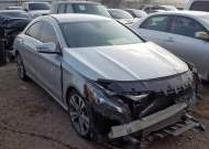 2018 MERCEDES-BENZ CLA 250 4M #1473343337