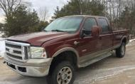2005 FORD F350 SRW SUPER DUTY #1473655974