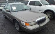 2001 MERCURY GRAND MARQUIS GS #1473682384