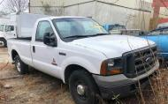 2005 FORD F350 SRW SUPER DUTY #1476136184
